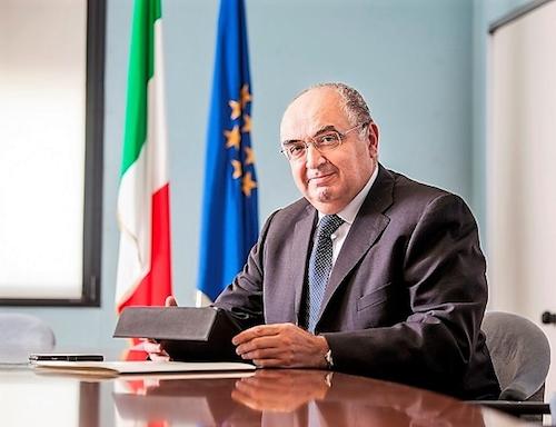 Maurizio Gardini Presidente Confcooperative
