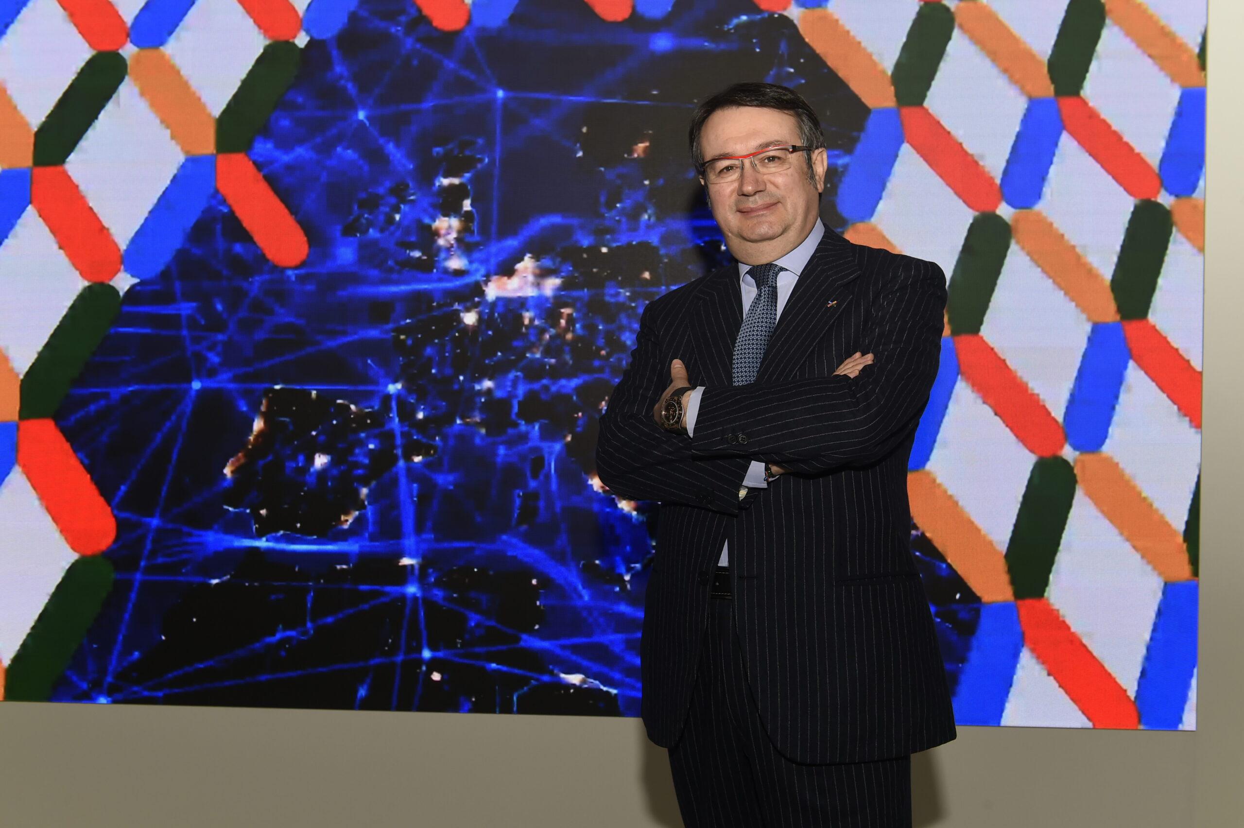 Carlo Robiglio a Connext