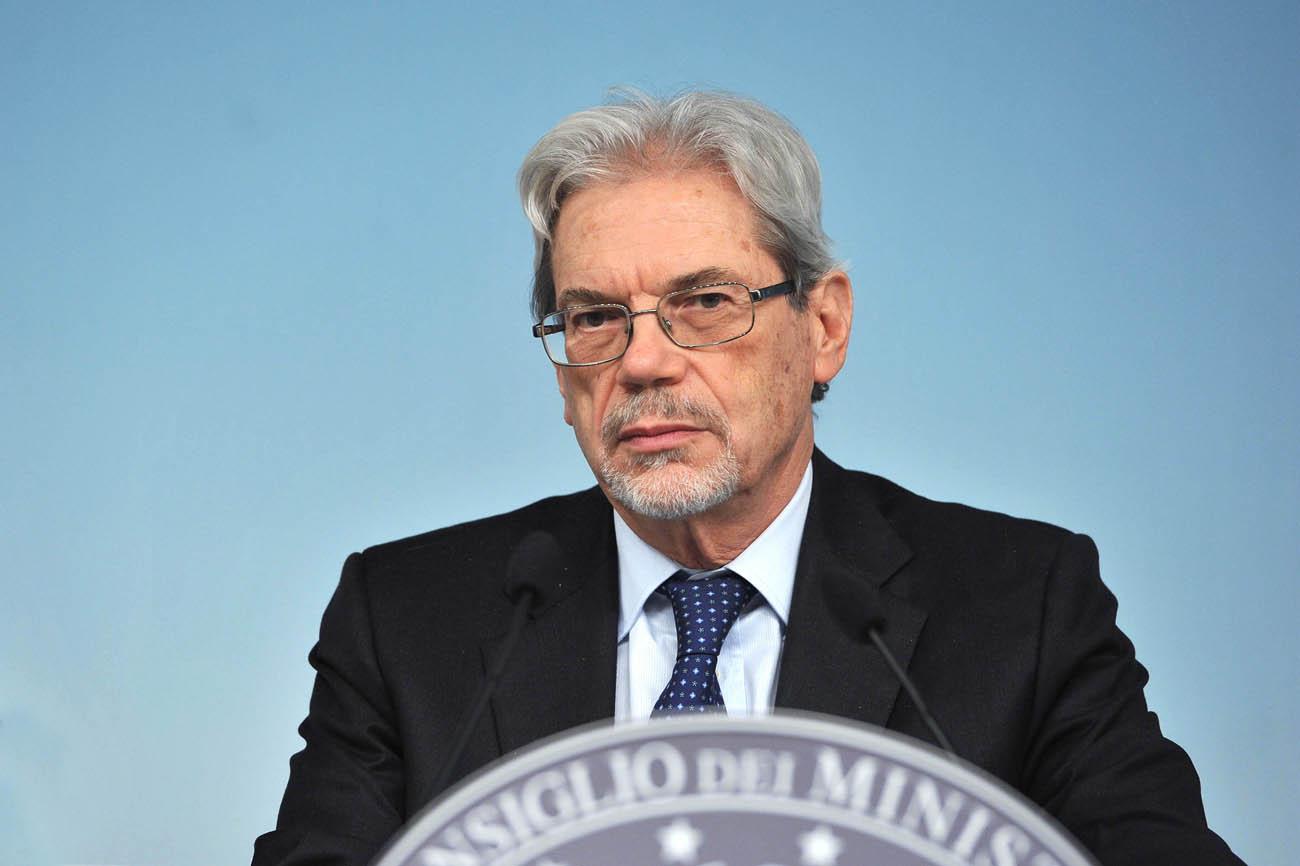 Claudio De Vincenti Presidente Aeroporti di Roma