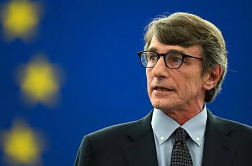 Sassoli: «Il Pnrr italiano ha tutte le carte per il successo»