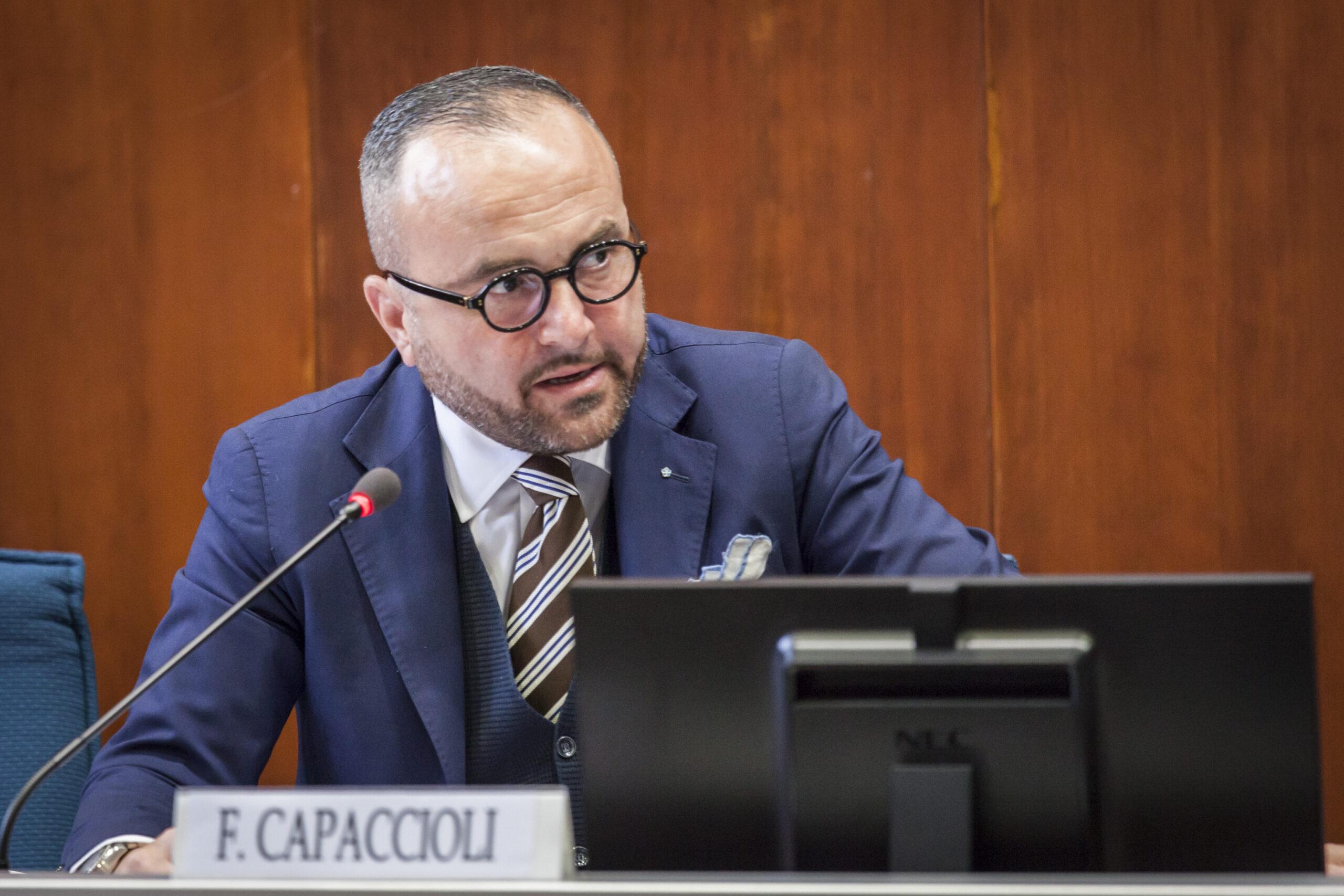 Fabrizio Capaccioli Asacert