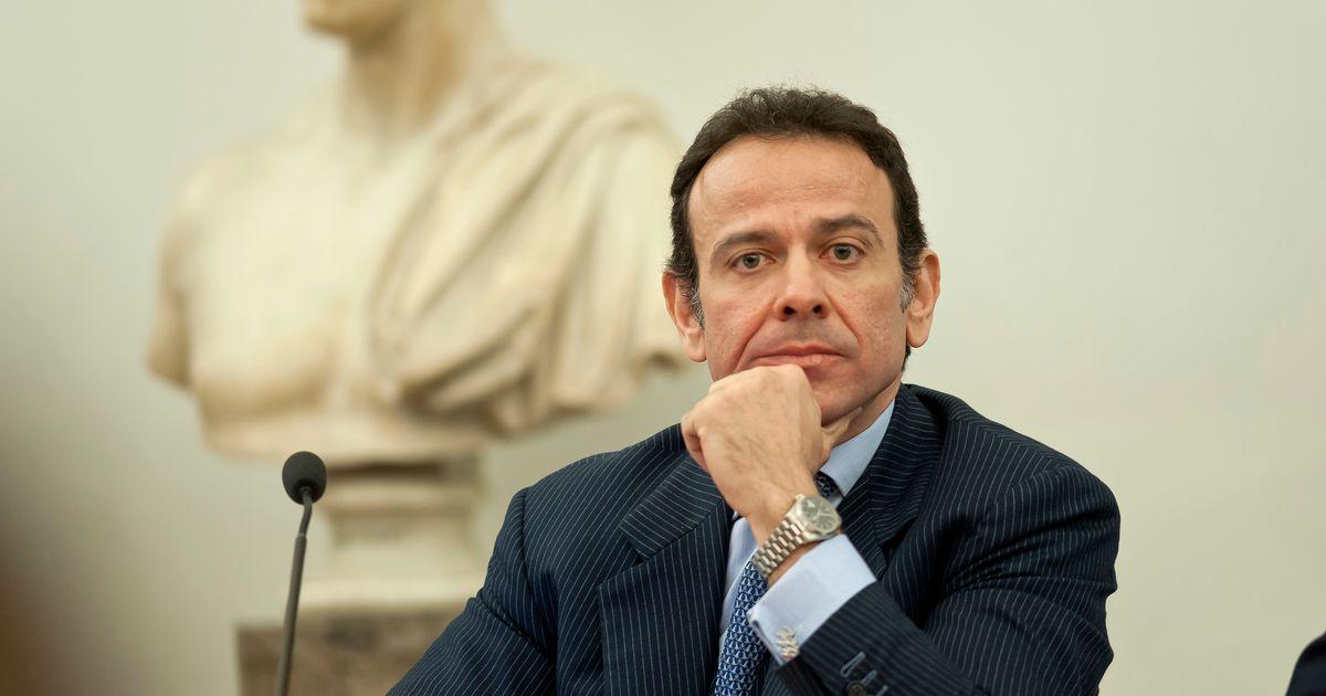 Marcello Minenna Presidente Agenzia delle Dogane