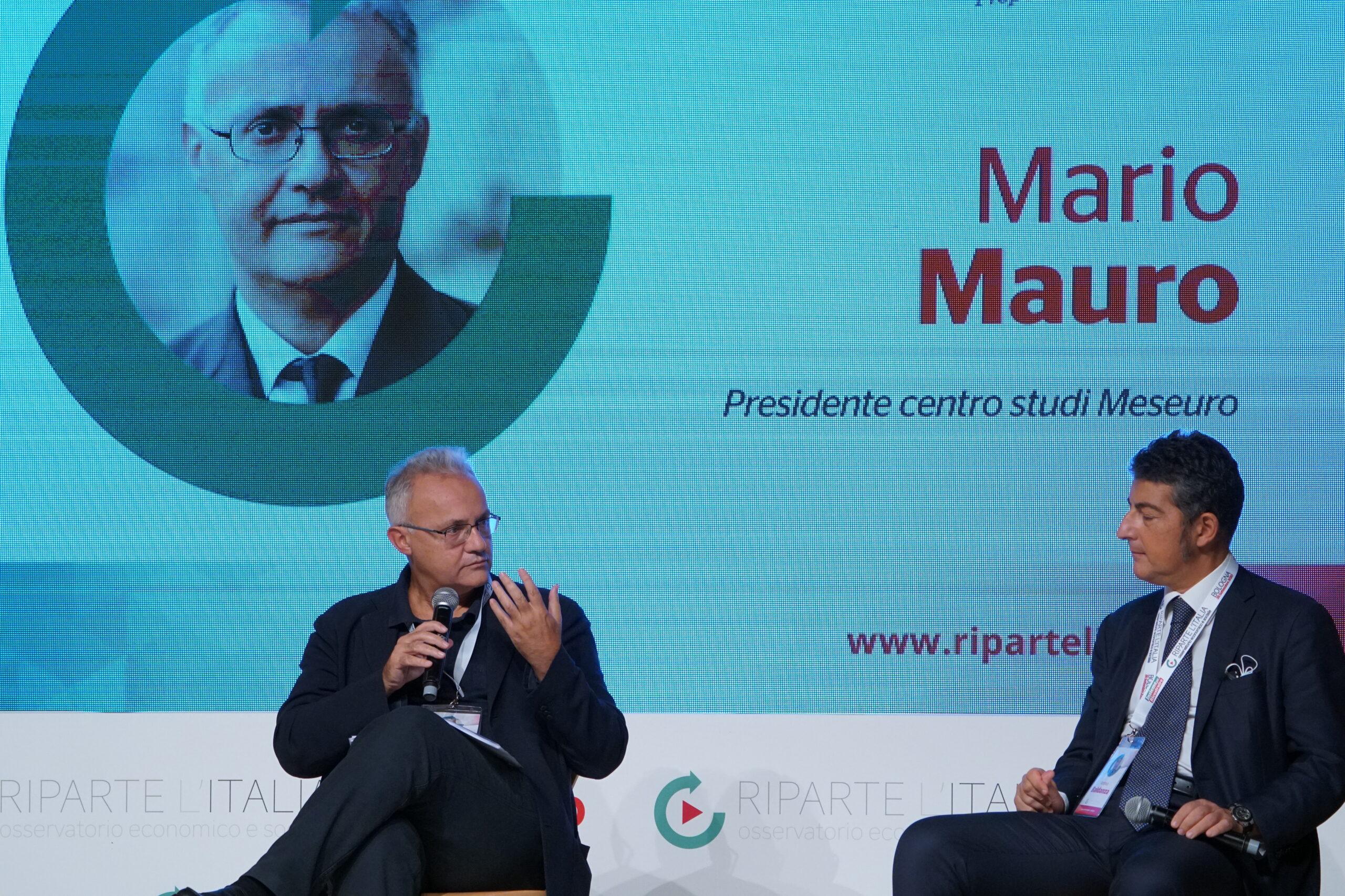 Mario Mauro Evento Bologna