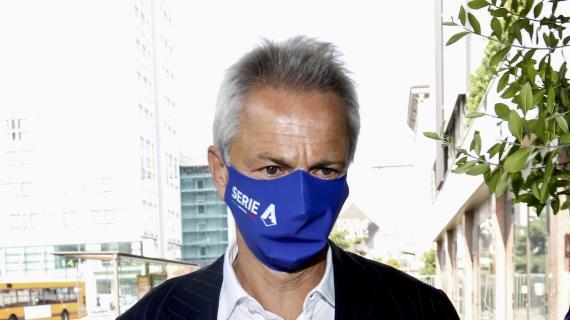 Paolo Dal Pino (presidente Lega Serie A): «Stadi aperti, così il calcio può aiutare le vaccinazioni»