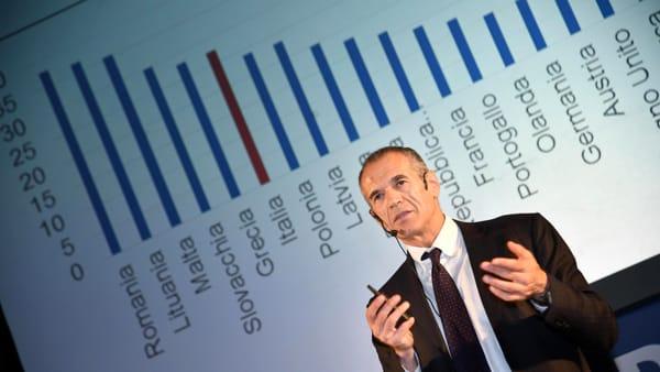 Carlo Cottarelli Economista