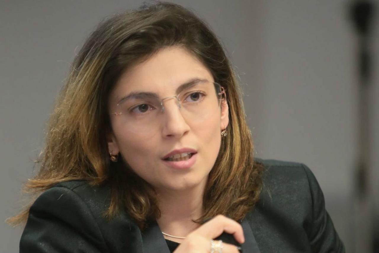 Laura Castelli Viceministro economia