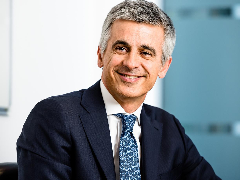 Aldo Bisio Amministratore Delegato Vodafone Italia