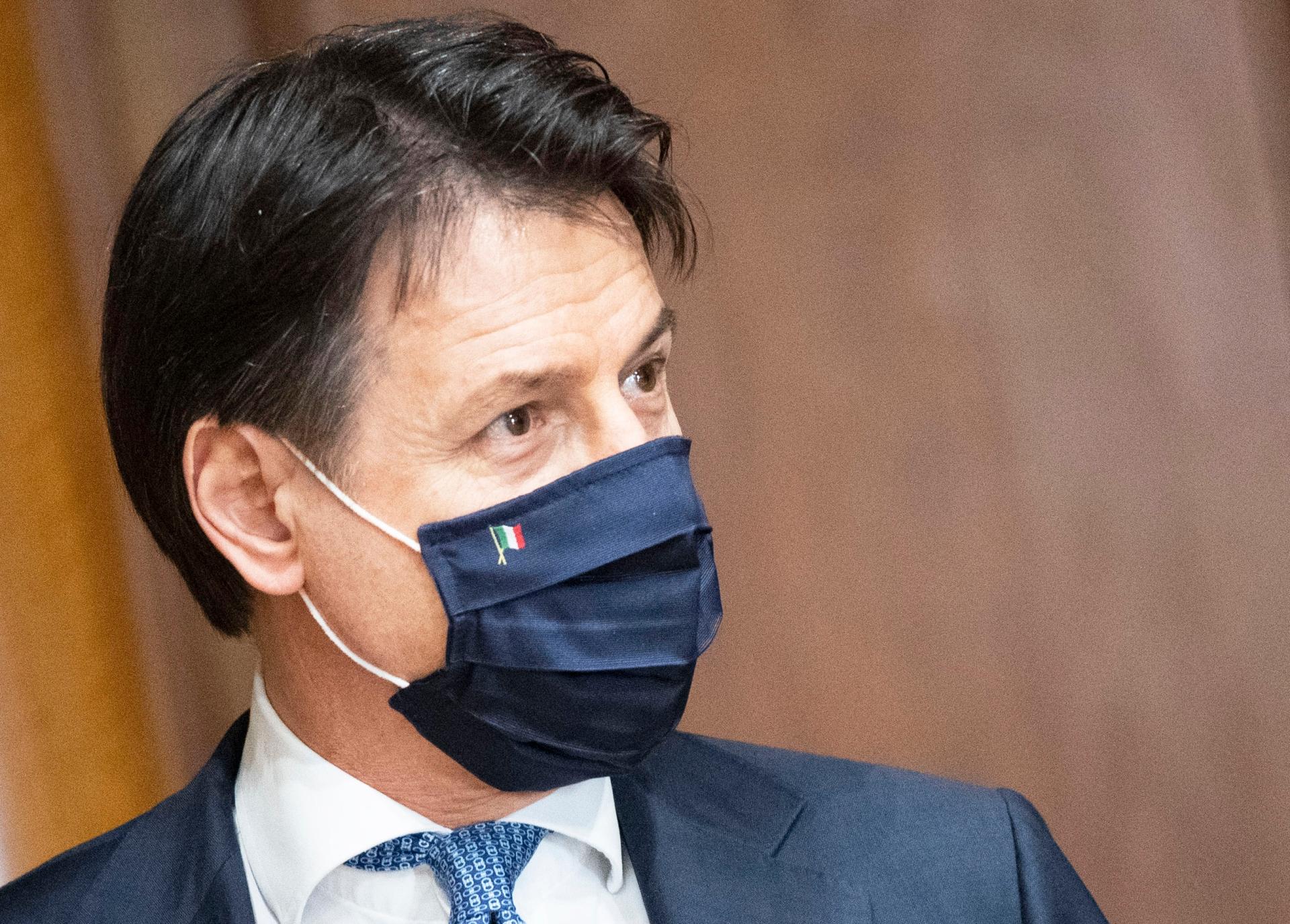 Giuseppe Conte (leader M5s): «Abbiamo un'occasione di rigenerazione»