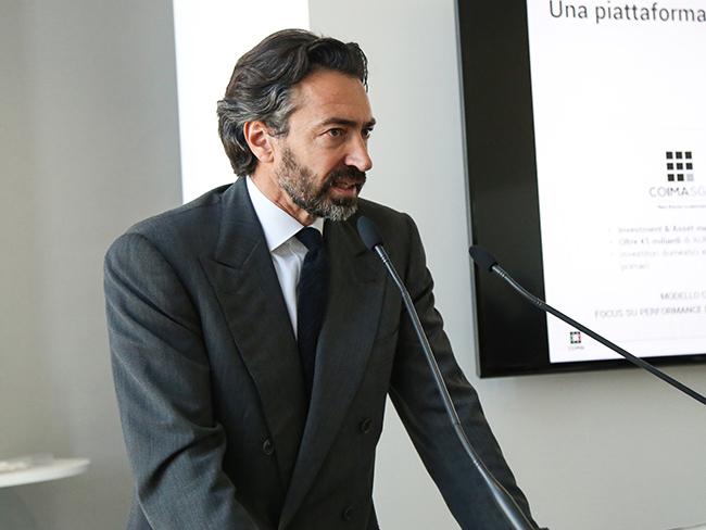 Manfredi Catella AD Coima