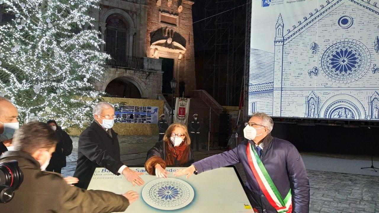Basilica di Norcia: Eni collaborerà alla ricostruzione