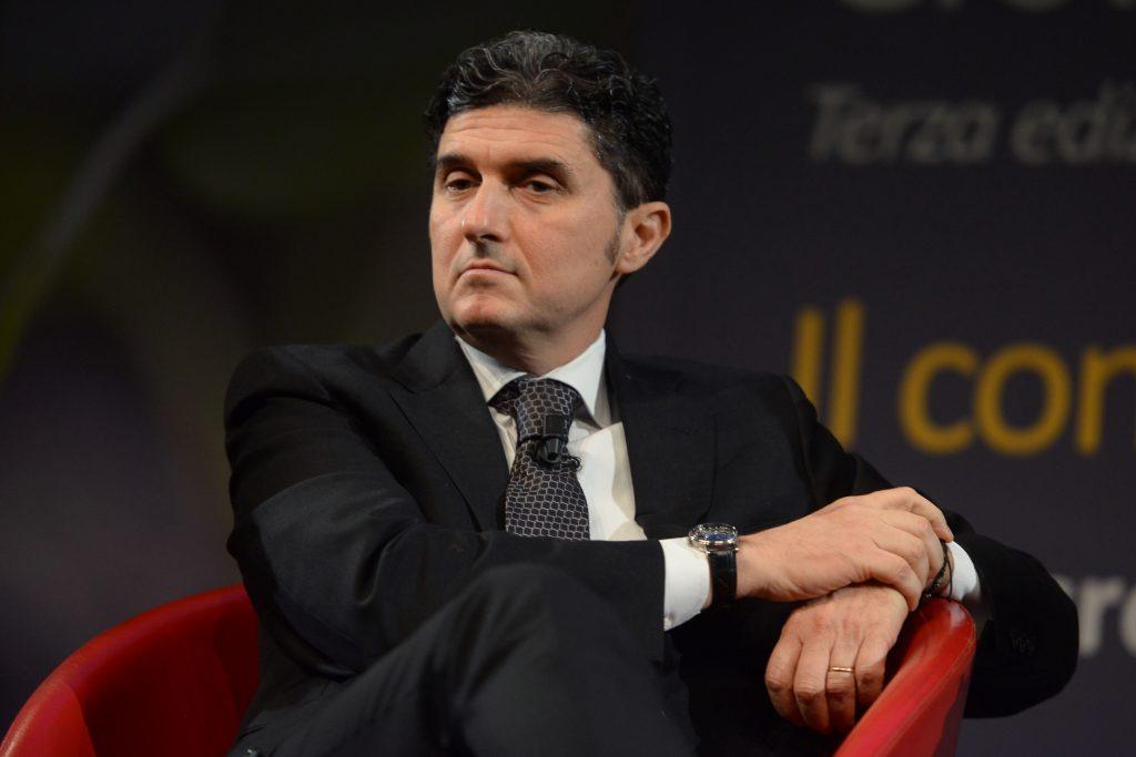 Enrico Pazzali Presidente Fondazione Fiera Milano