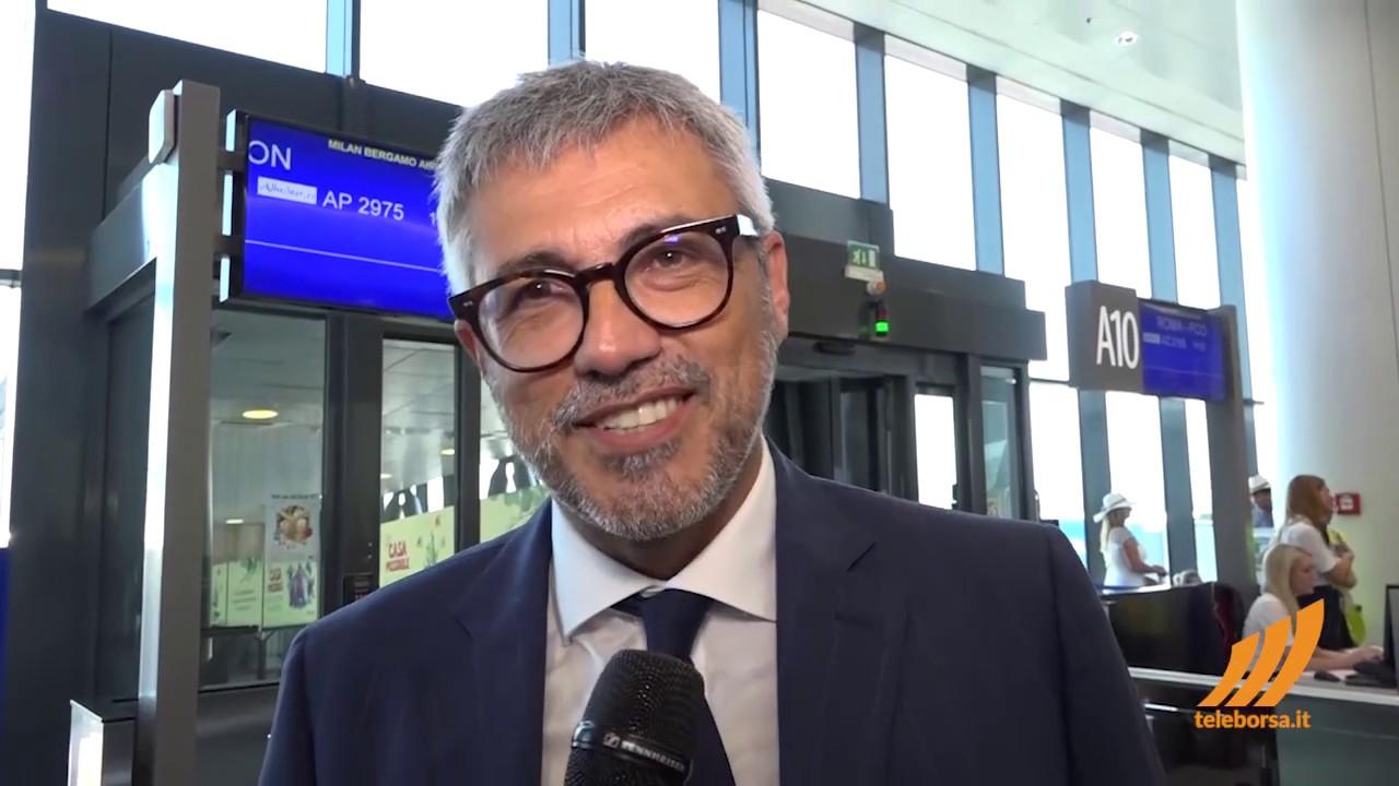 Fabio Lazzerini (Ad Ita): «Alitalia: le trattative sono a buon punto»