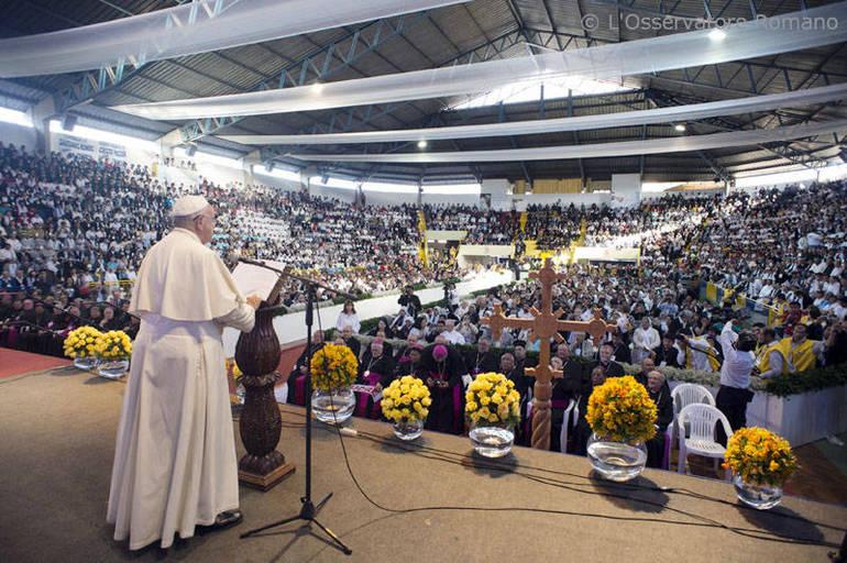 papa Francesco sviluppo sostenibile