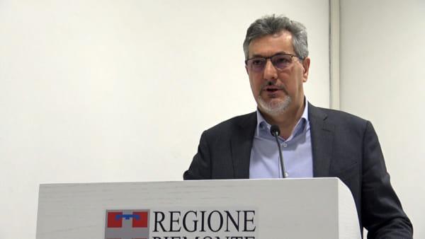 Luigi Icardi Assessore Sanità Regione Piemonte