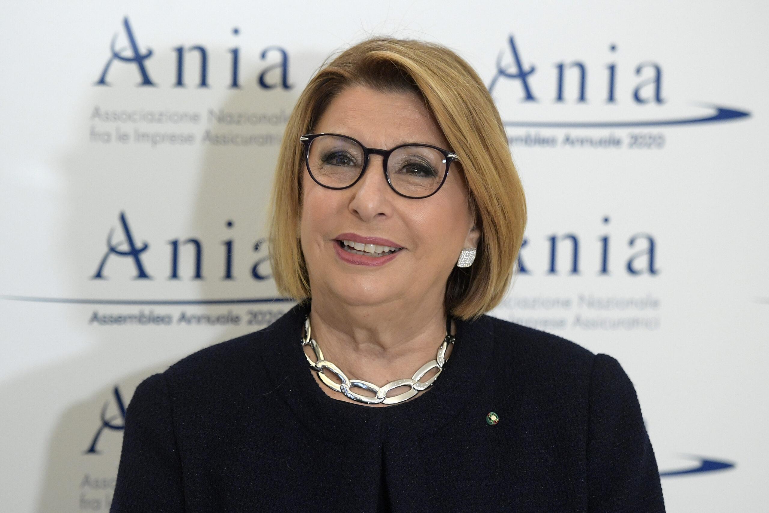 Maria Bianca Farina (Presidente Ania): «La nostra proposta prevede una partecipazione alle perdite equamente suddivisa tra i privati e lo Stato»