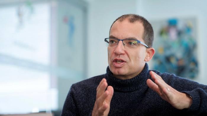 Stephane Bancel CEO Moderna