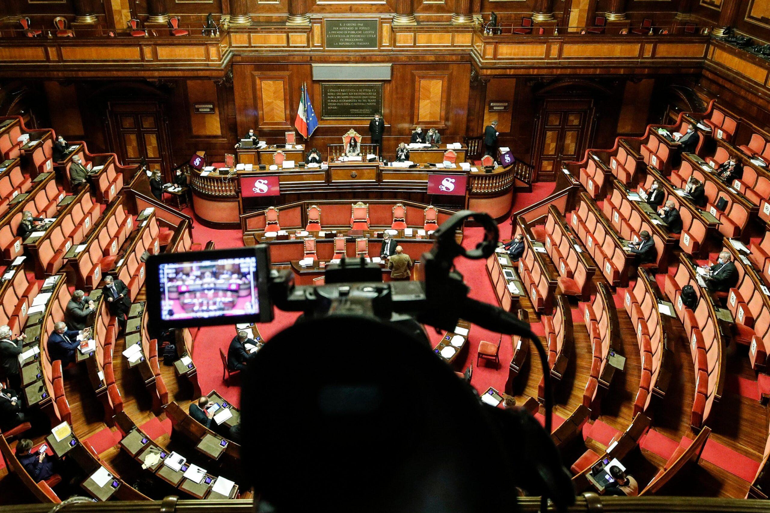 Il Decreto Ristori al Senato