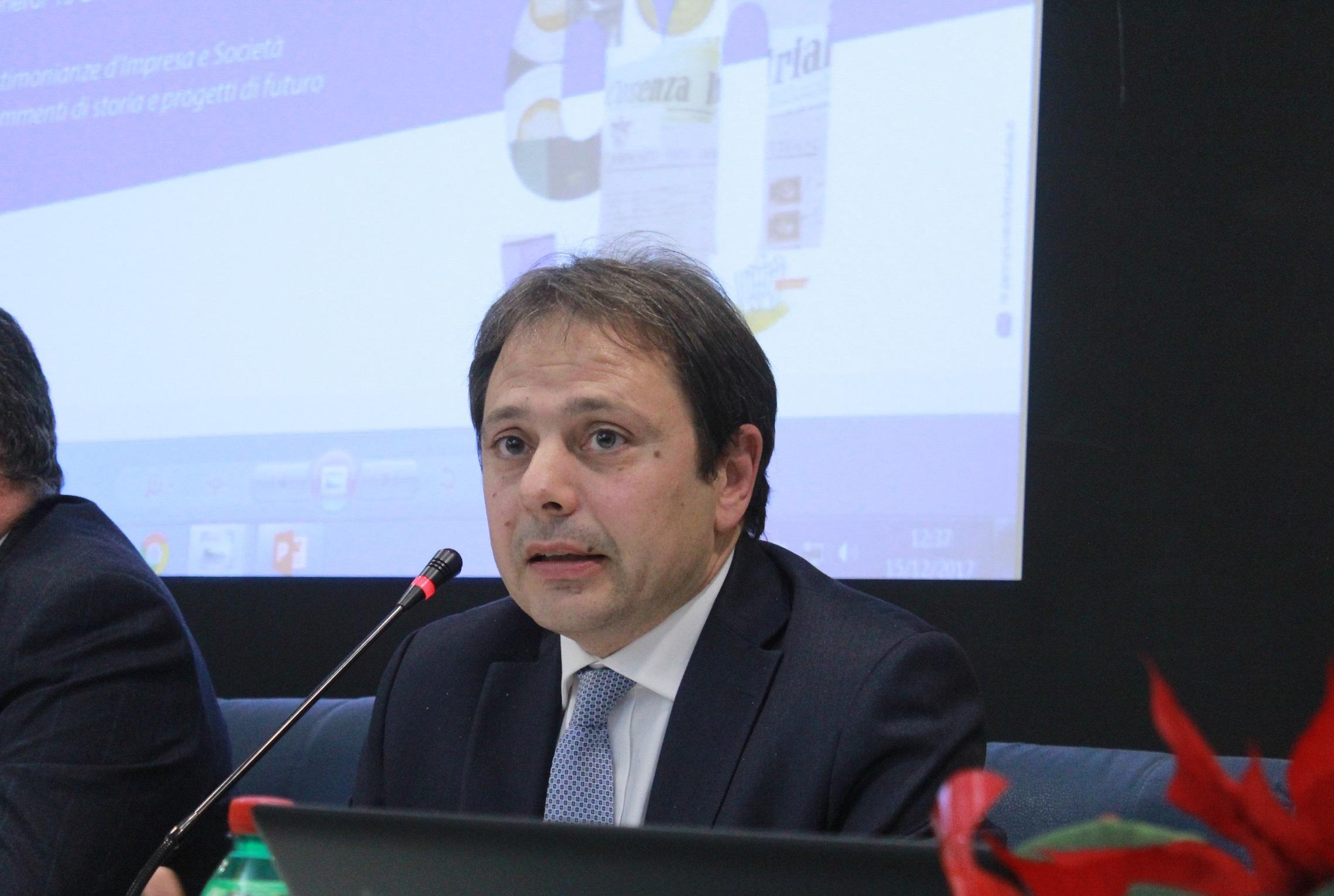 Fortunato Amarelli Presidente Confindustria Cosenza