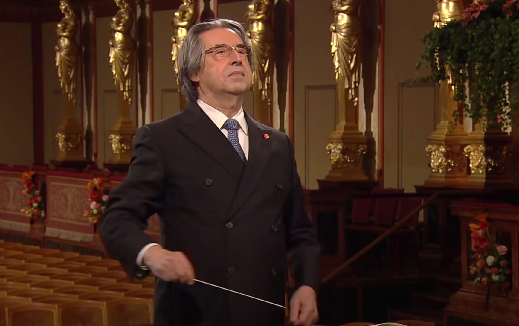 Riccardo Muti (direttore orchestra): «Ho avuto la fortuna di crescere negli anni '50, non mi riconosco più nel mondo di oggi»
