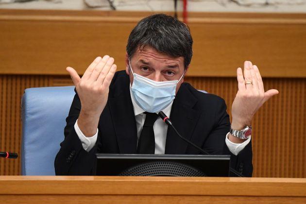 Matteo Renzi (leader Italia Viva): «Prima ero il solo a volere eliminare il RdC, ora ne parlano tutti»