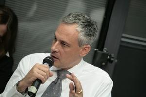 Alberto Corti Confcommercio