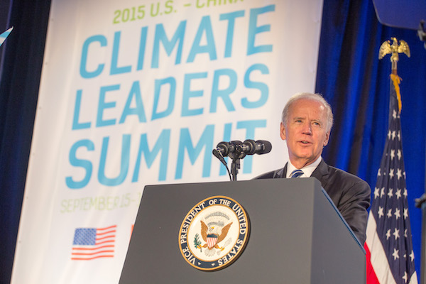 Joe Biden Climate Changes