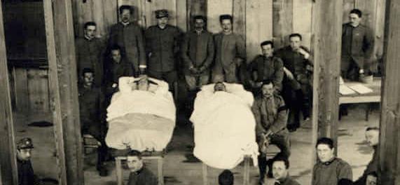 Medici Eroi Università Castrense