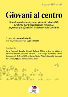 Giovani al centro - Albeggi Edizioni