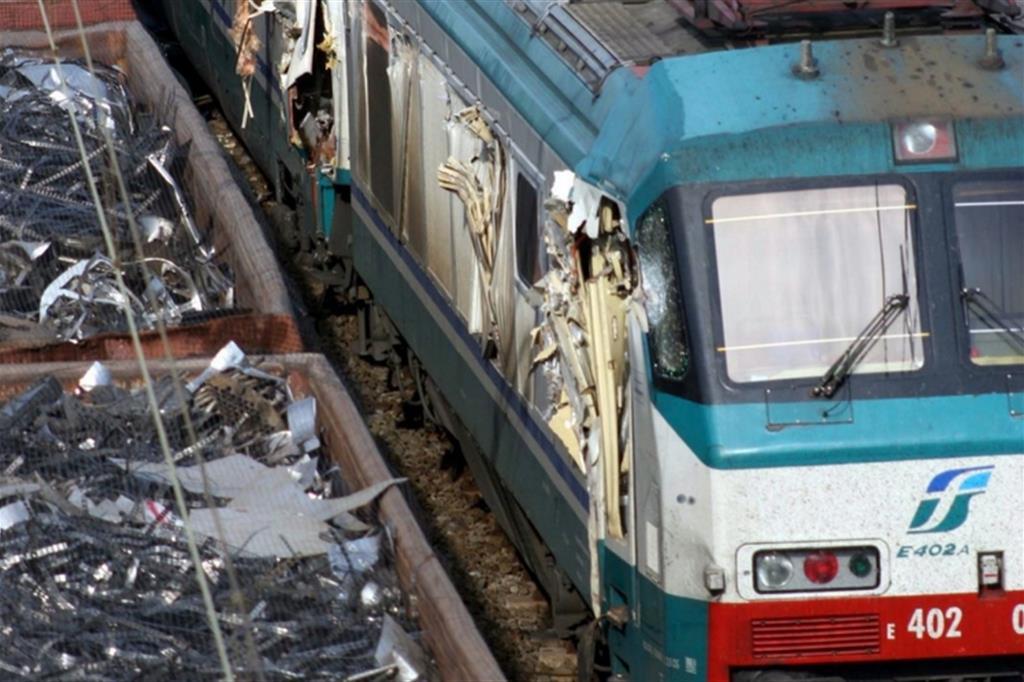 Incidenti ferroviari corte dei conti