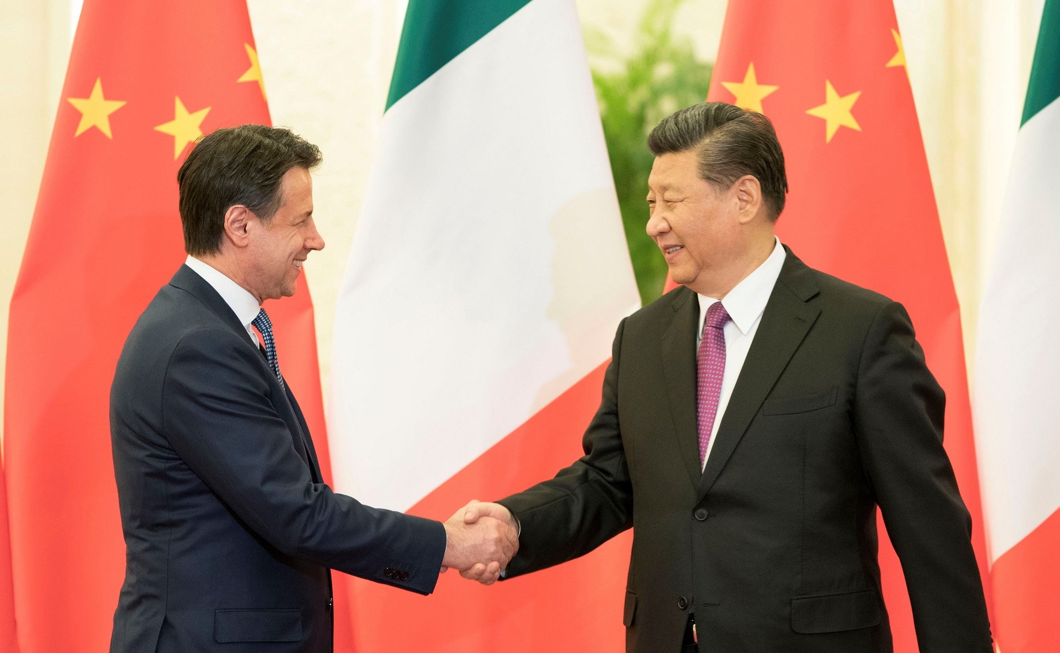 Italia Cina Import Export