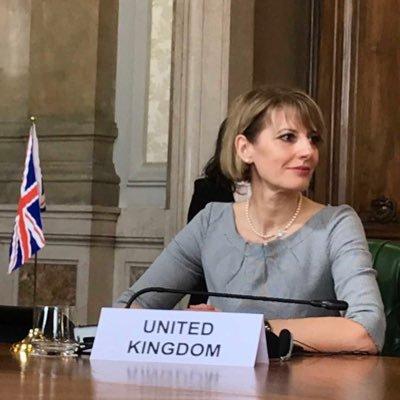 Jill Morris Ambasciatrice britannica in Italia