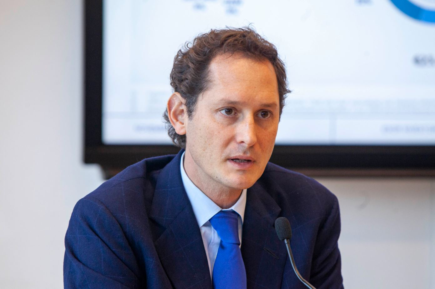 John Elkann (presidente Exor): «Siamo lieti di accogliere Piacentini come Advisor in Exor»