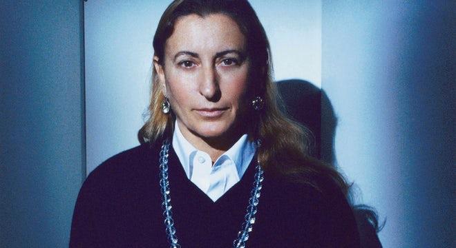 Miuccia Prada:con la moda possiamo esprimere buone idee