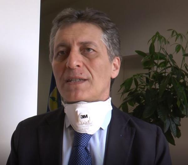 Aldo Ferrara Presidente Confindustria Calabria
