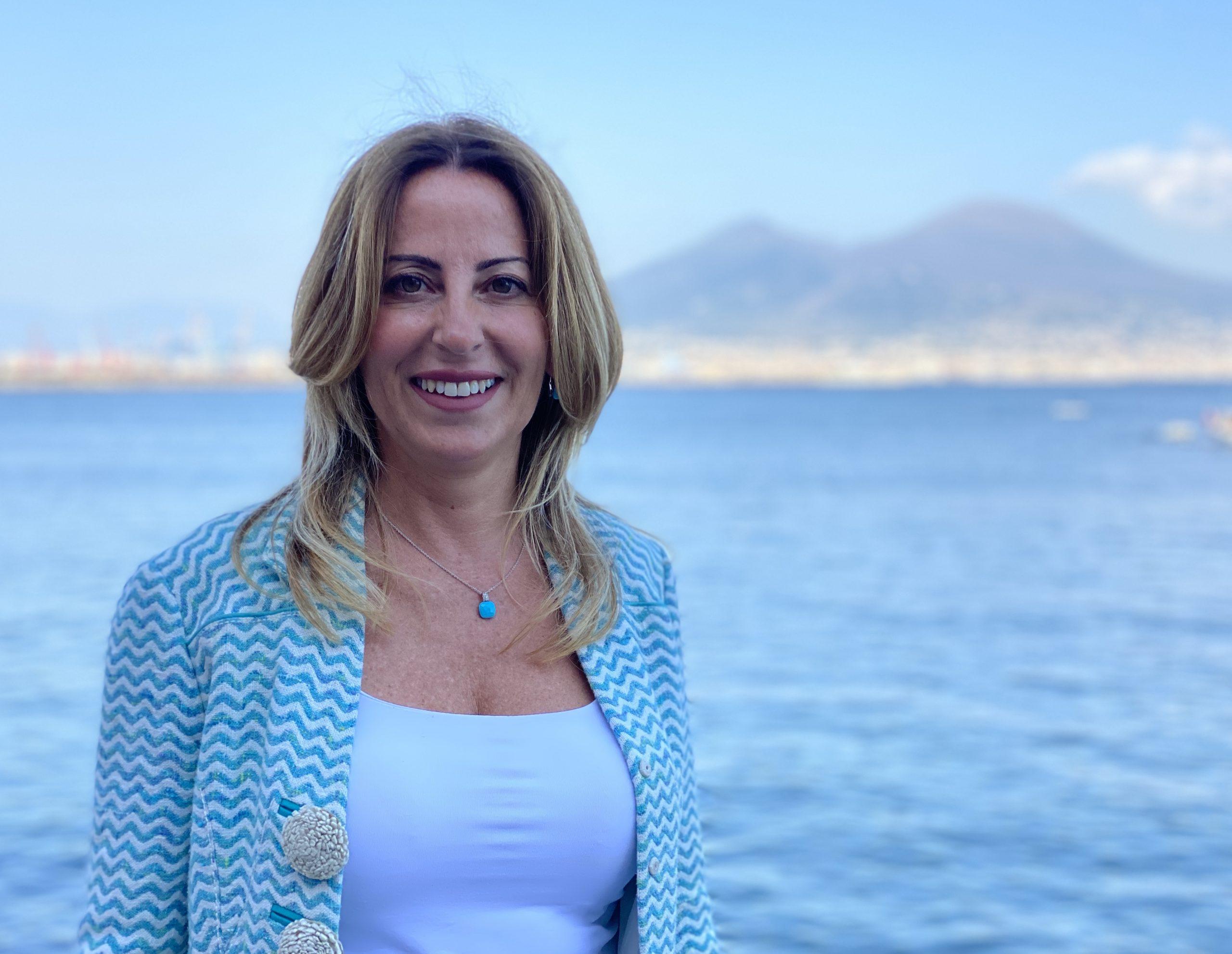 Lucia Fortini Assessore Scuola Regione Campania