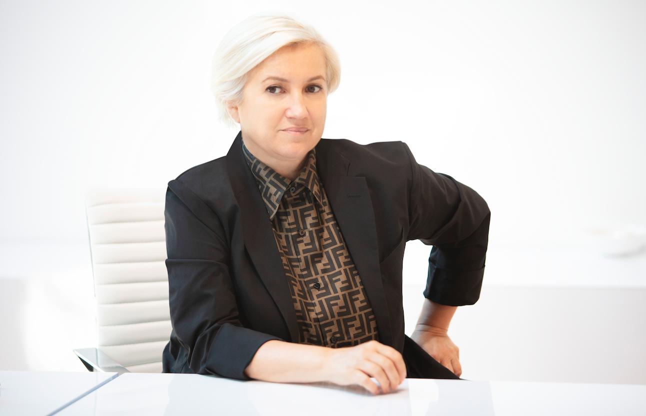 Silvia Venturini Fendi: sguardo ottimista verso il futuro
