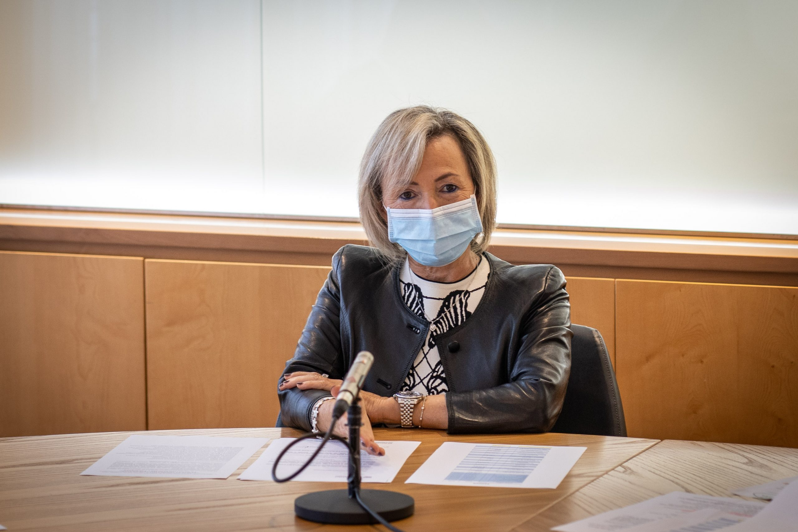 Maria Cristina Piovesana Vicepresidente con delega all'Ambiente