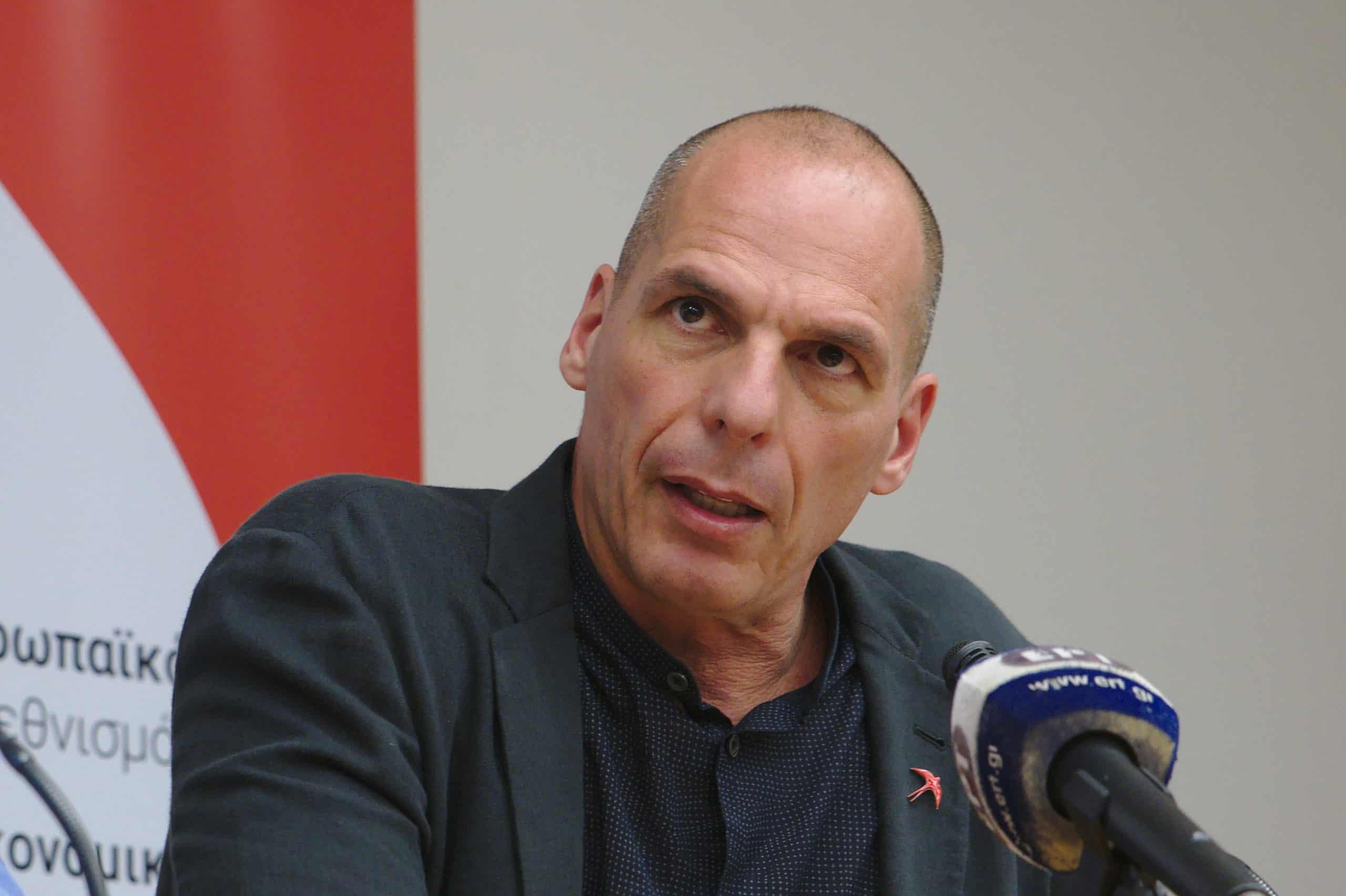 Yanis Varoufakis Economista greco