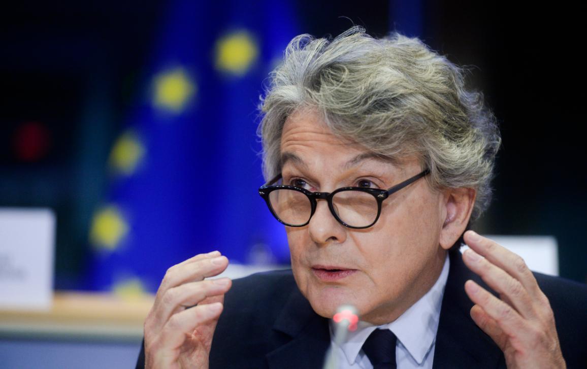Vaccini,Breton:70% popolazione Ue immunizzata entro luglio