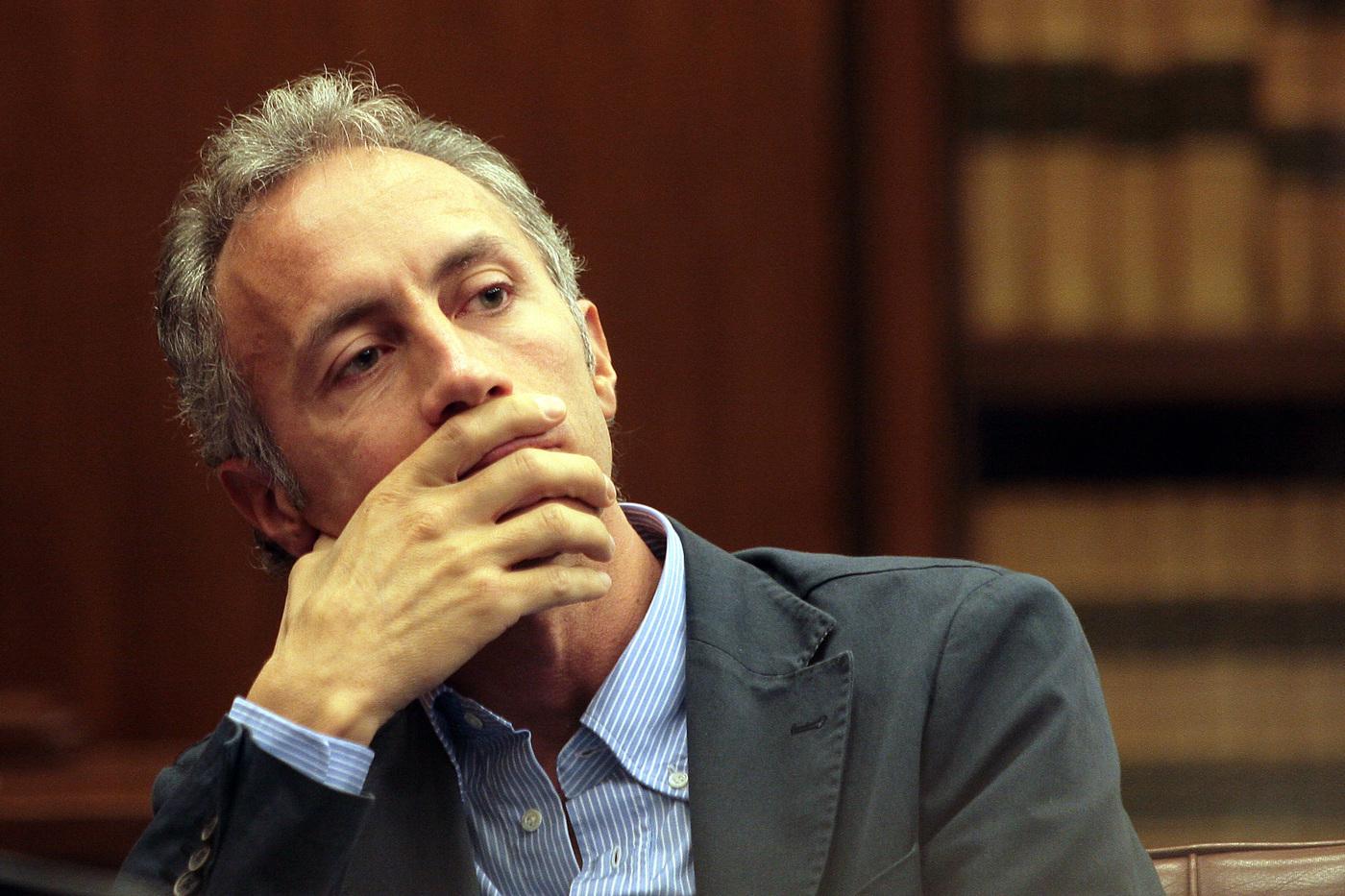 """Travaglio: «""""Belìn"""", uno spunto teatrale per Beppe Grillo»"""