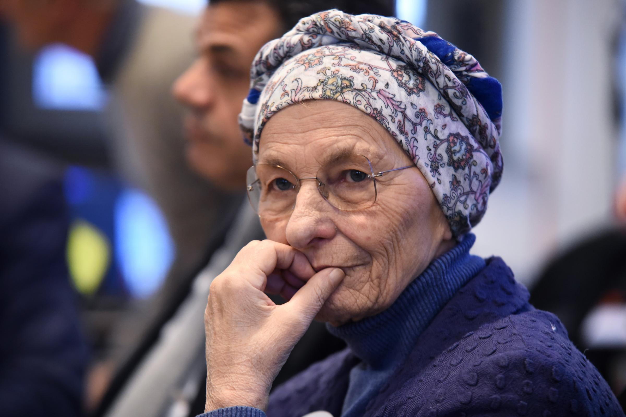 Emma Bonino Leader +Europa