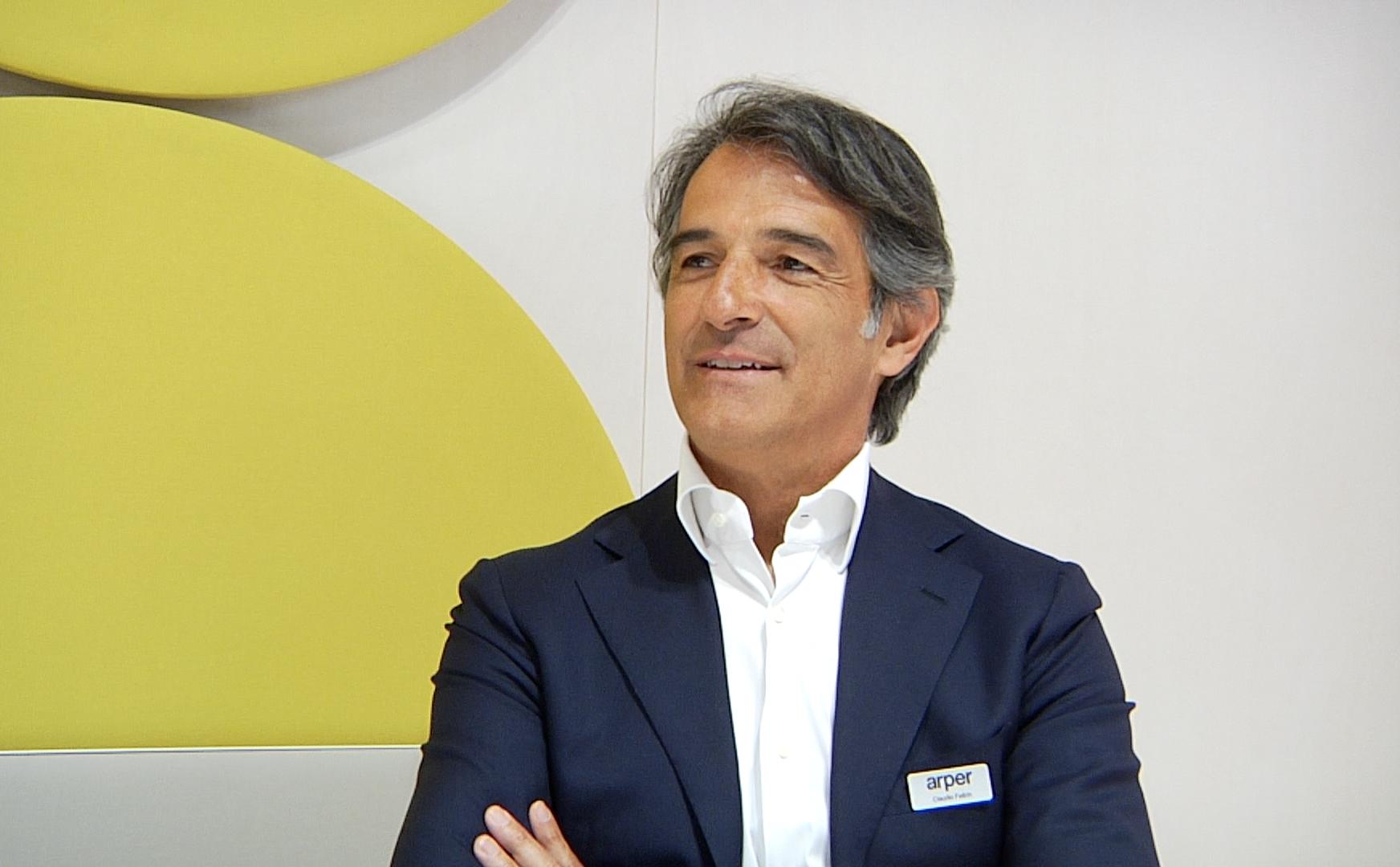 Claudio Feltrin (presidente Federlegnoarredo): «La filiera italiana legno-arredo ha tenuto molto bene alla crisi»