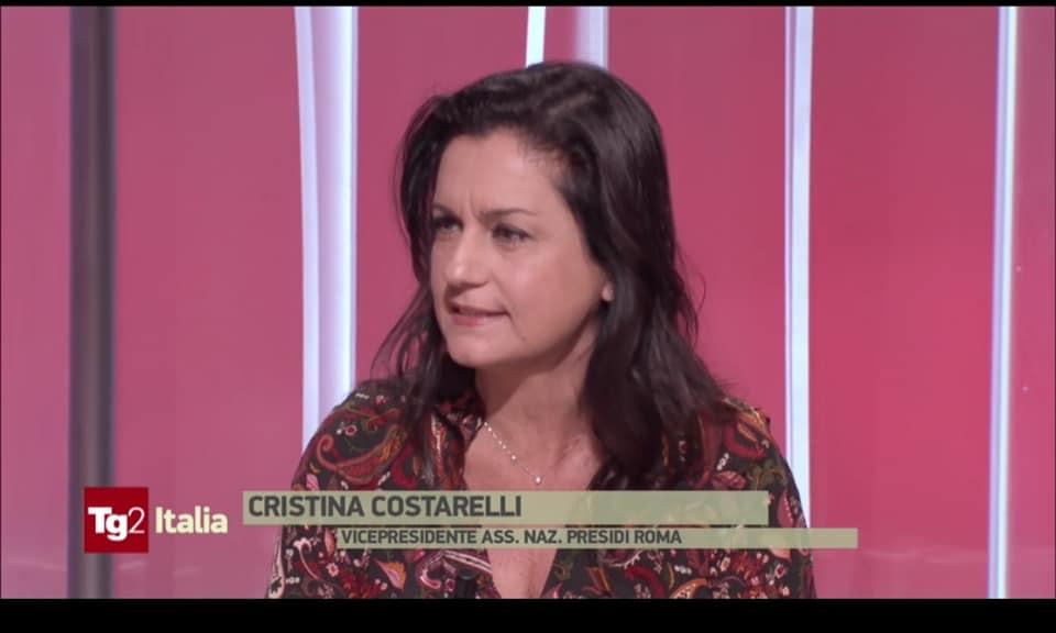 Cristina Costarelli ANP Lazio