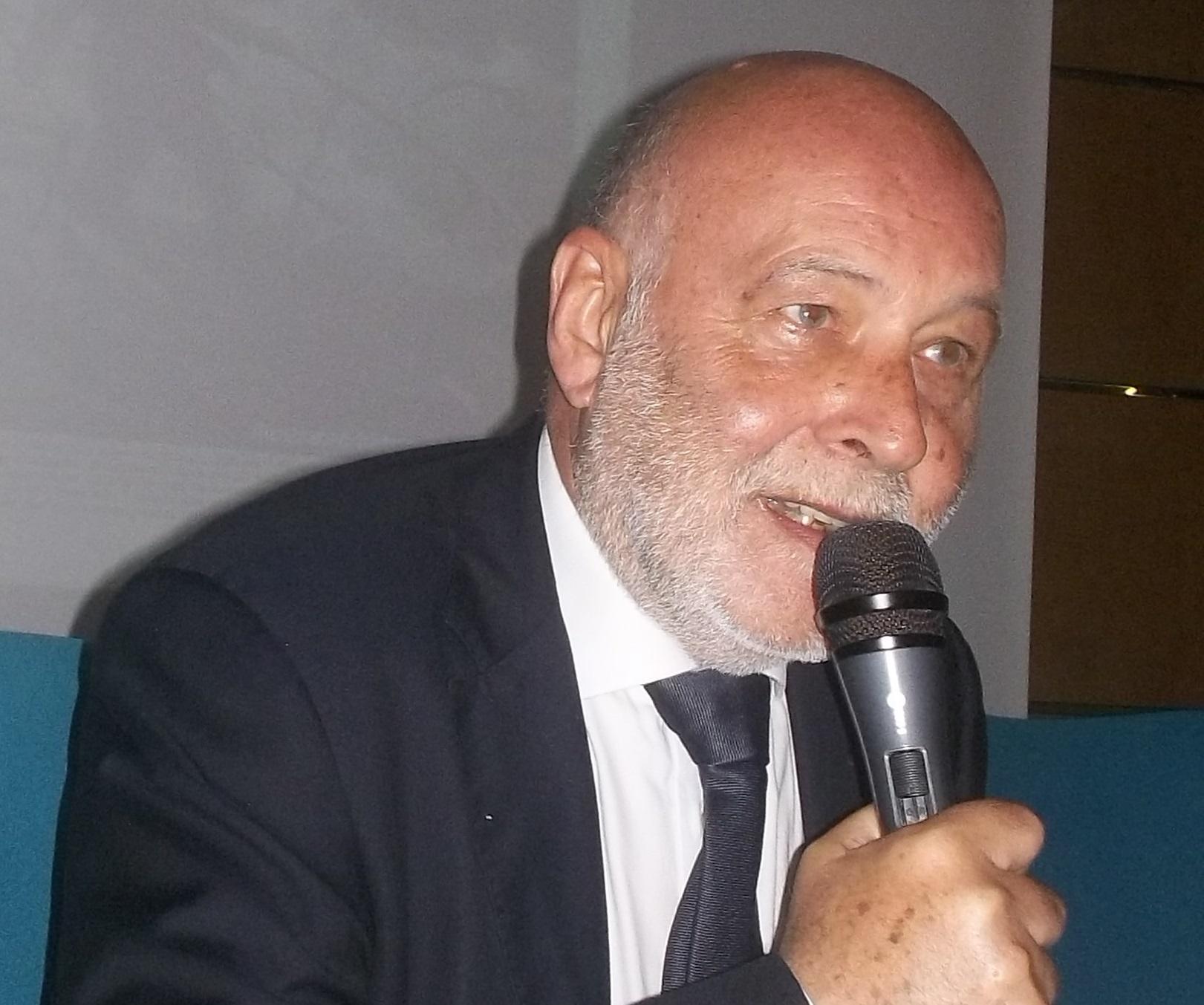 Eugenio Massolo Presidente Accademia marina Mercantile