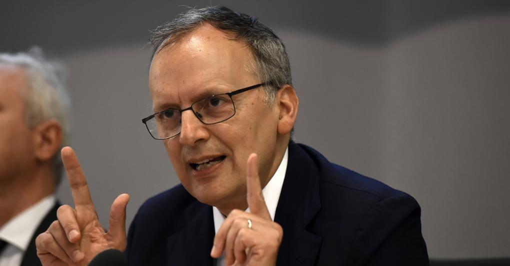 Gregorio De Felice Chief Economist Intesa San Paolo