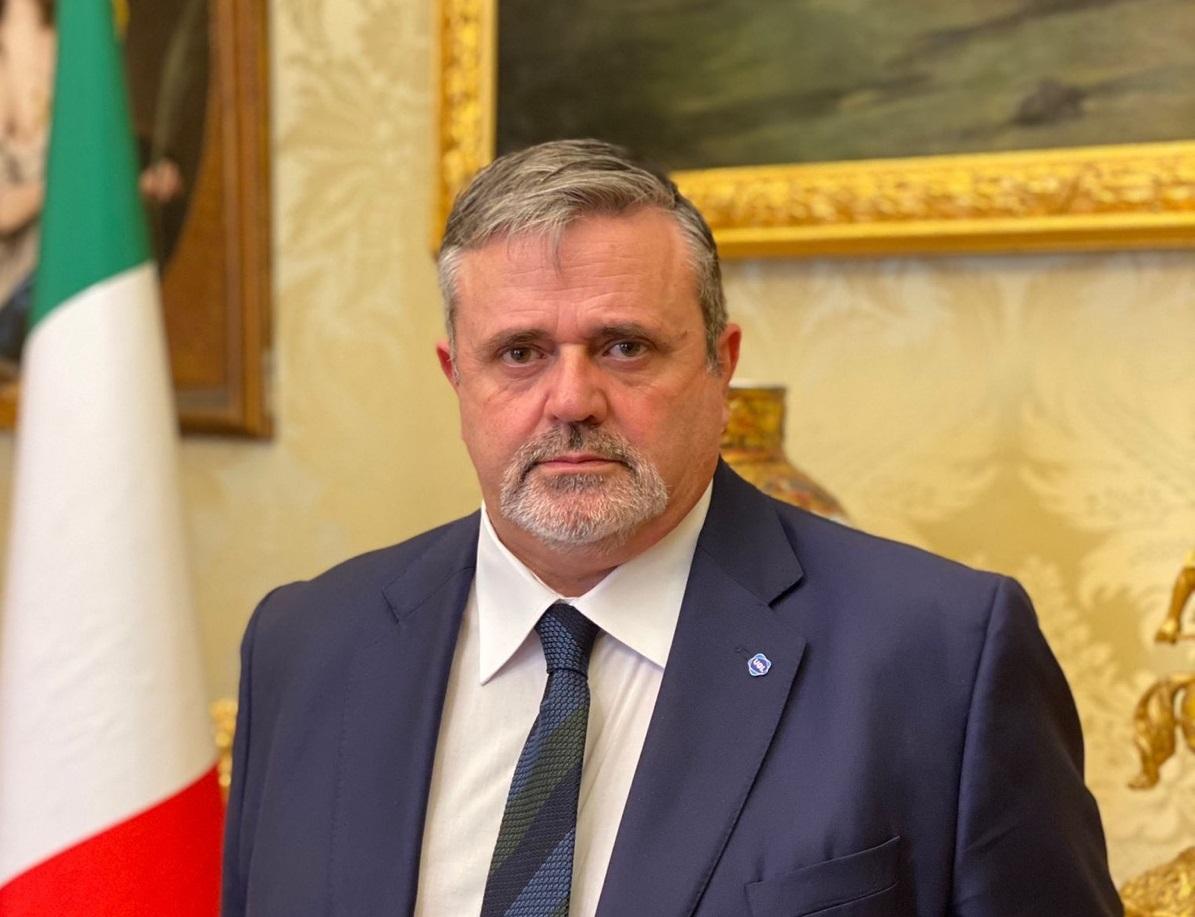 Paolo capone Leader UGL