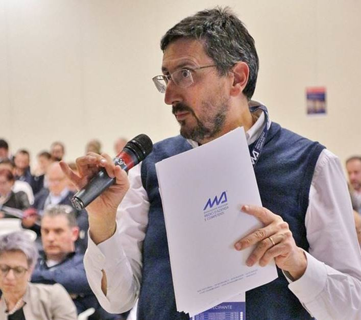 Pietro Antonio Patanè Presidente Anma