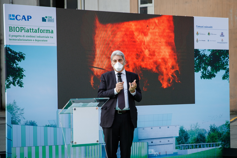 Raffaele Cattaneo Assessore Ambiente