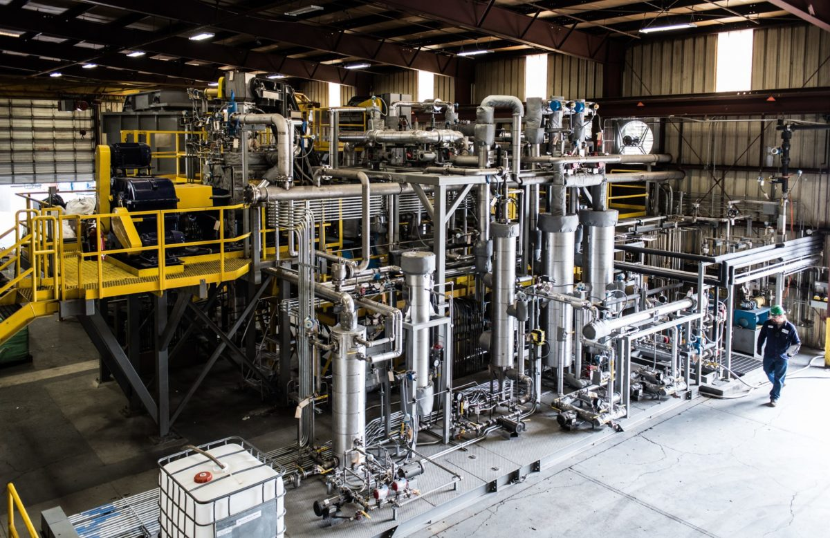 Riciclo chimico, accordo NextChem-Agylix corporation