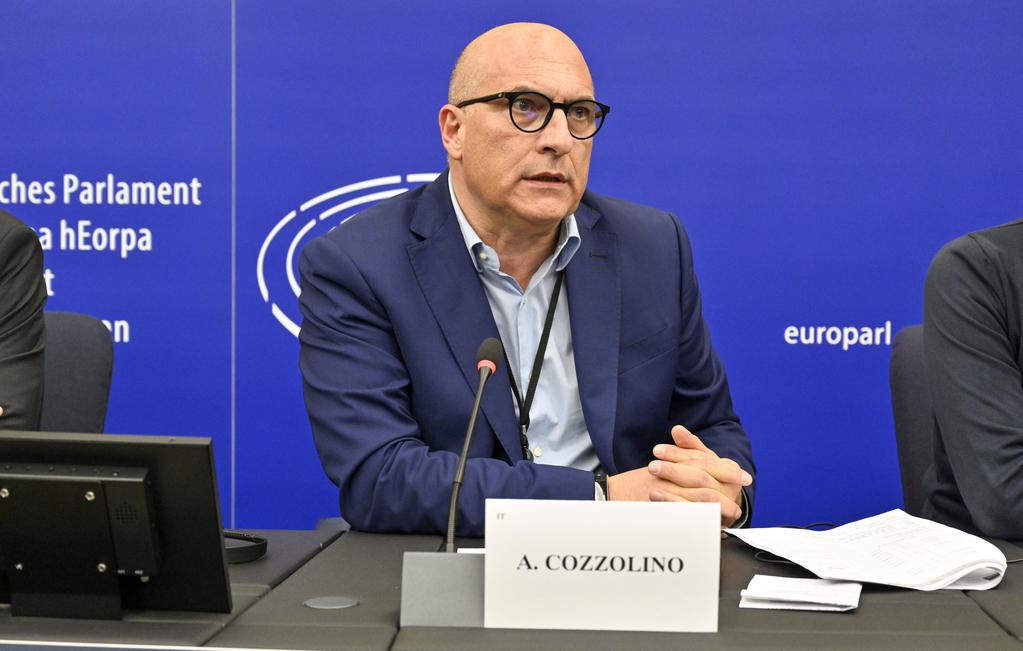Andrea Cozzolino Europarlamentare PD